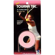Bilde av Tourna Grip 3 Pack PINK