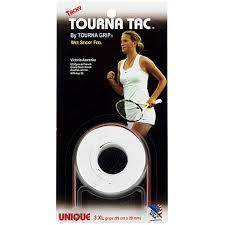 Bilde av Tourna Grip 3 Pack WHITE